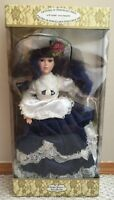 "BRAND NEW Timeless Treasures Genuine 18"" Porcelain Doll for SALE"