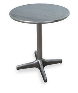 Aluminum Cafe Table Osborne Park Stirling Area Preview