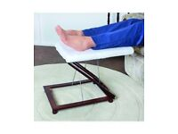 Tri Relax Foot Rest - Mahogany product code 06177