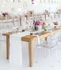 Ghost chair hire Bentwood and tiffany chair hire venue Camberwell Boroondara Area Preview