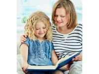Experienced Childcarers available