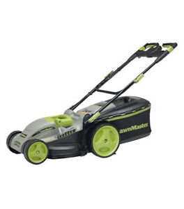 electric mower, brand new, never used. $175.00 or BO.
