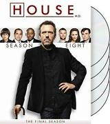House Season 8 DVD
