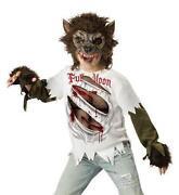 Boys Wolf Costume