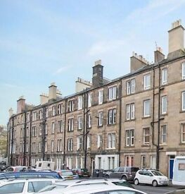 Unfurnished One Bed + Box Room Apartment on Waverley Park - Edinburgh - Available 24/07/12017