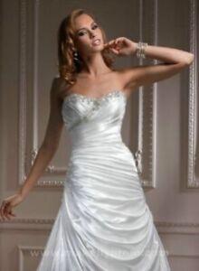 New unaltered Maggie Sottero wedding dress