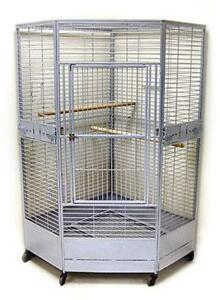Large bird cage ebay for Walk in vault for sale