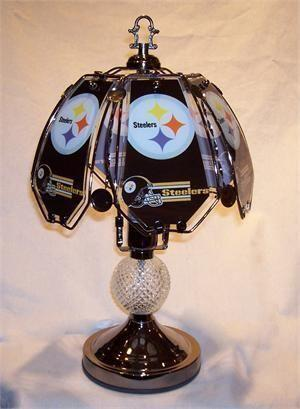 Steelers Lamp Ebay