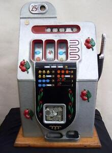 Vintage Slot Machine Ebay