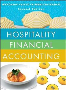 Hospitality Financial Accounting, 2nd edition, Weygandt, Kieso
