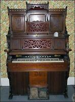 ANTIQUE PUMP ORGANS WANTED