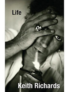 Keith Richards ¨ Life ¨ (Bio) ★ Hard Cover Deluxe !! (eng vs) ★★