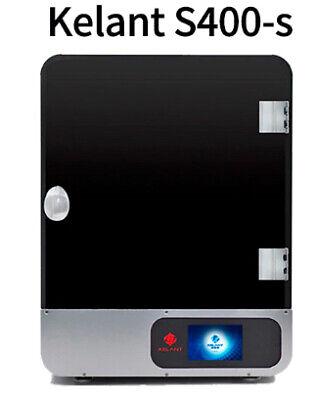 "Kelant S400S DLP 3D Printers 8.9"" LCD 2K laser 3d Printer UV Resin SLA"