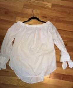 White shirt size medium