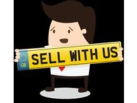 SELL YOUR UNWANTED PRIVATE R NUMBER PLATE