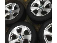 Wanted 2 good tyres size 205/50/17