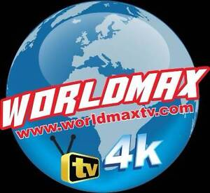 Worldmax TV 4K  Quad Core IPTV HD Android Box Authorised Reseller Seven Hills Blacktown Area Preview