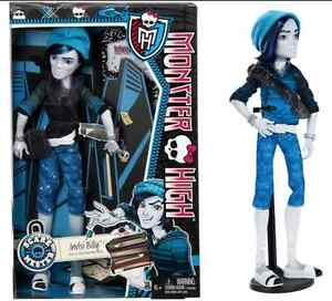 Poupée Monster High Invisi Billy