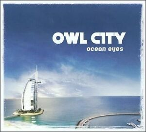 NEW Owl City - Ocean Eyes (Audio CD)