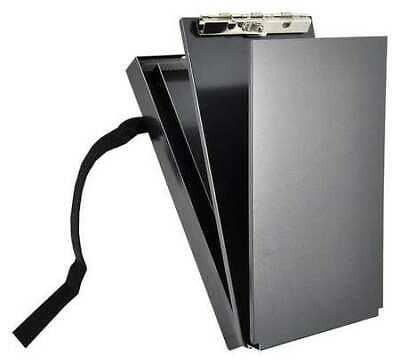 Saunders 12206 6 X 11 Portable Storage Clipboard Black