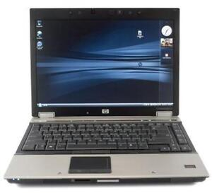 "HP Elitebook 6930p - 14.1"" - Core 2 Duo P8600 -WEbcam- Windows 7 Pro - 4 GB RAM DDR2 - DVD RW - 120 GB HDD"
