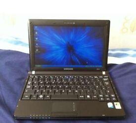 samsung np-nc10 notebook laptop small black