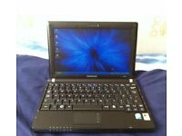 samsung np-nc10 notebook laptop small black