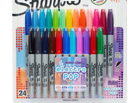 Sharpie Markers x24 colour pack (as new) £7