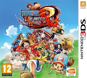 Wanted_One Piece 3DS Game