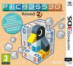 Picross 3D Round 2 (Nintendo 3DS)