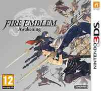 Bravely Default and Fire emblem on 3ds