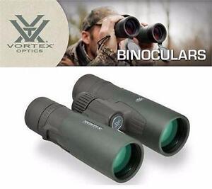 NEW VORTEX 8x42 PRISM BINOCULAR   Optics Razor HD 8x42 Roof Prism Binocular SPORTING OPTICS OUTDOORS CAMPING 97208675