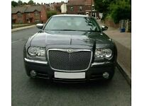 BREAKING CHRYSLER 300C 3.0 CRD