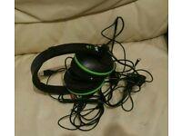 Ear force XL1 Xbox 360 headphone