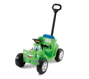 Auto porteur 2-en-1 Cozy Roadster de Little Tikes