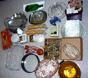 Kitchen Items    Crystal, Mills, Mandolin, Trays, Pans ...MORE Cambridge Kitchener Area image 2