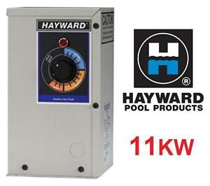 NEW HAYWARD ELECTRIC SPA HEATER 11KW Comfortzone C-Spa Xi  Pools  Spas  Yard, Garden  Outdoor Living 106183750
