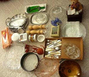 Kitchen Items    Crystal, Mills, Mandolin, Trays, Pans ...MORE Cambridge Kitchener Area image 4