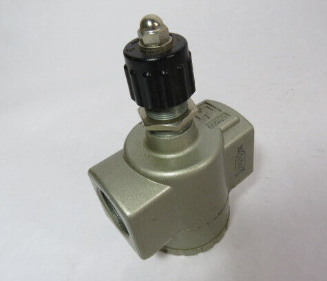 """SMC AS500-N06 Flow Control 3/4""""NPT 1mPa  USED"""
