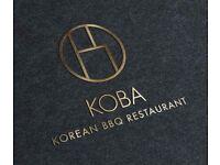 KOBA - Kitchen Porter / Waiter / Waitress