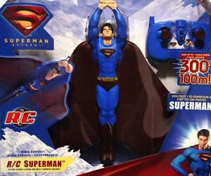 Superman Returns R/C Plane