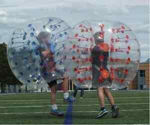 Jeux gonflables- Les grosses bubbles !! (enfant/ado/adultes) Saguenay Saguenay-Lac-Saint-Jean image 1