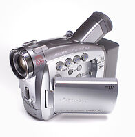 Canon compact camcorder mdl:# ZR85