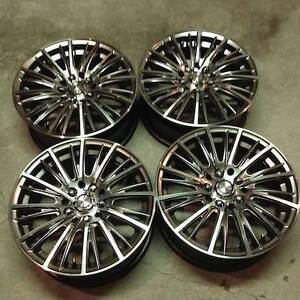 LENZO 15 x 6.5 5 Stud Pattern Alloy Wheels Oatlands Parramatta Area Preview