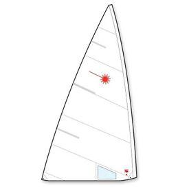 Laser 1 sail