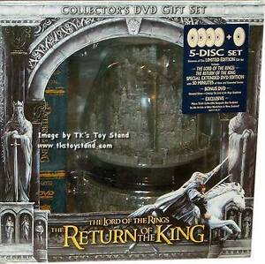 Lord of the Rings DVD Vintage Collection Kingston Kingston Area image 5