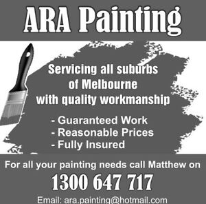 A.R.A Painting Northcote Darebin Area Preview