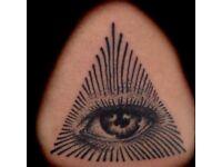 Mobile tattoo artist London