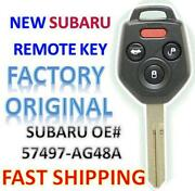Subaru Legacy Key