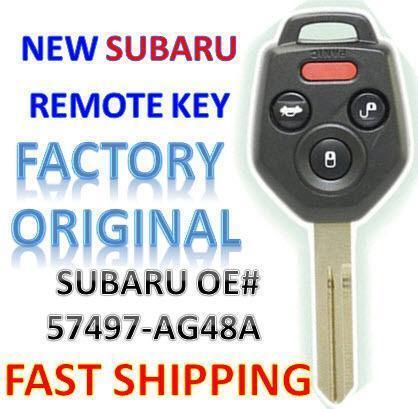 Subaru Legacy Key Ebay